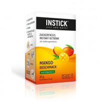 INSTICK Mango - zuckerfreies Instant-Getränk - Größe S / 12 Sticks