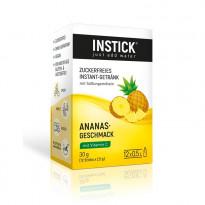 INSTICK Ananas - zuckerfreies Instant-Getränk - Größe S / 12 Sticks