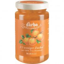 Darbo Zuckerreduziert Marille (Aprikose) - Fruchtaufstrich im Glas / 250 g