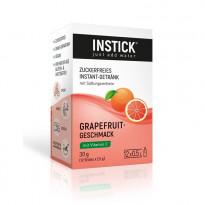 INSTICK Grapefruit - zuckerfreies Instant-Getränk - Größe S / 12 Sticks