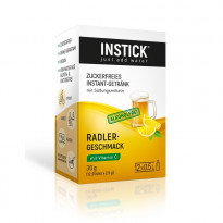 INSTICK Radler-Geschmack - zuckerfreies Instant-Getränk - Größe S / 12 Sticks