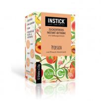 INSTICK Pfirsich - zuckerfreies Instant-Getränk - Größe S / 12 Sticks