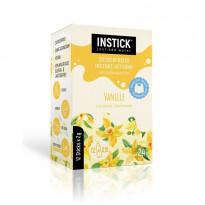 INSTICK Vanille - zuckerfreies Instant-Getränk - Größe S / 12 Sticks