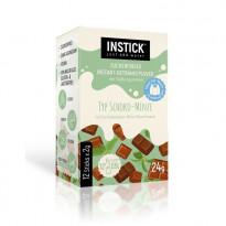 INSTICK Schoko-Minze - zuckerfreies Instant-Getränk - Größe S / 12 Sticks