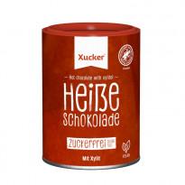 Xucker Heiße Schokolade - Trinkschokolade / 200 g Dose