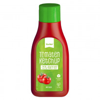 Xucker Xylit-Ketchup - Tomatenketchup / 500 ml Flasche