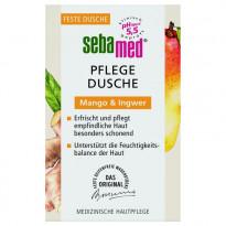 sebamed Pflegedusche fest Mango & Ingwer - Feste Dusche / 100 g