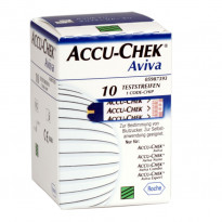 Accu-Chek-Aviva-Streifen-10er-Packung
