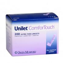 Unilet-Comforttouch-Lanzetten