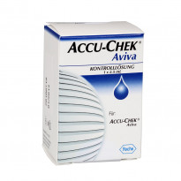 Accu-Chek Aviva Control - Kontrolllösung / 2,5 ml