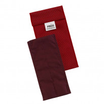 FRIO Tasche Doppel Farbe Rot - Kühltasche / 1 Stück