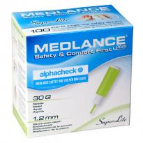 Alphacheck-Medlance-30G-100