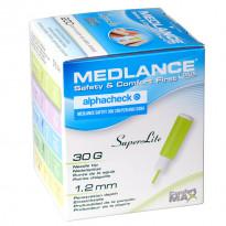 Alphacheck-Medlance-30G-200
