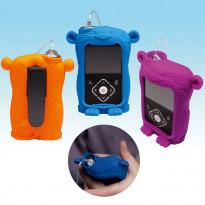 Lenny Silikon-Schutzhülle orange - für MiniMed 640G / 670G / 770G 3,0ml ACC-861OR / 1 Stück