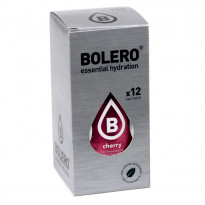 Bolero Drinks Kirsche - Instant Erfrischungsgetränk - 9 g / 12 Beutel