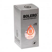 Bolero Drinks Eistee Pfirsich - Instant Erfrischungsgetränk - 8 g / 12 Beutel