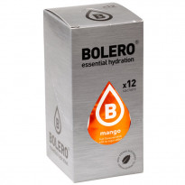 Bolero Drinks Mango - Instant Erfrischungsgetränk - 9 g / 12 Beutel