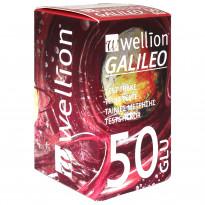 Wellion Galileo GLU - Blutzuckerteststreifen / 50 Stück