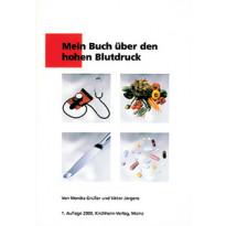 Mein Buch über den hohen Blutdruck