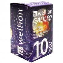 Wellion Galileo - Blutzuckerteststreifen / 10 Stück