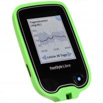 MyLibreCover apfelgrün - Silikonschutzhülle für das FreeStyle Libre / 1 Stück