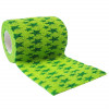 autsch & go Fixiertape grün mit Sternen 7,5 cm x 4,5 m - Fixierung für Pod/Sensor / 1 Rolle