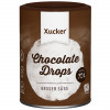 Xucker Schokodrops Edelbitter mit Xylit - Schokoladendrops / 200 g Dose