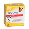 FreeStyle Lite - Blutzuckerteststreifen / 50 Stück