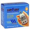 EasyGluco - Blutzuckerteststreifen / 50 Stück