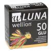 Wellion LUNA GLUC - Blutzuckerteststreifen / 50 Stück