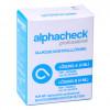 Alphacheck professional A + B - Kontrolllösung / 2 x 4,0 ml