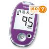 Beurer GL 44 mg/dl lila - Blutzuckermessgerät / 1 Set