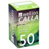 Wellion CALLA Sensoren - Blutzuckerteststreifen / 50 Stück