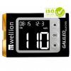 Wellion Galileo GLU/CHOL schwarz mmol/l - Blutzuckermessgerät / Set