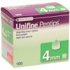 Unifine Pentips 4 mm 32G - Pennadeln / 100 Stück