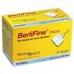 Berlifine Micro 0,25 x 8mm - Pennadeln / 100 Stück