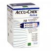 Accu-Chek Aviva - Blutzuckerteststreifen / 10 Stück
