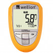 Wellion LUNA Duo gelb mmol/L - Blutzuckermessgerät / 1 Set