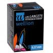 Wellion 28G Lanzetten - steril / 50 Stück