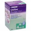 Unifine Pentips Plus 4 mm 32G - Pennadeln / 100 Stück