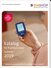 Katalog für FreeStyle Libre-Zubehör