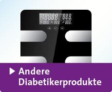 Andere Diabetikerprodukte