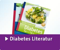 Diabetes-Literatur