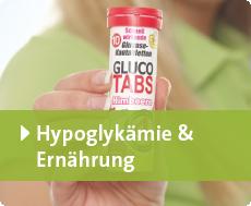 Hypoglykämie & Ernährung