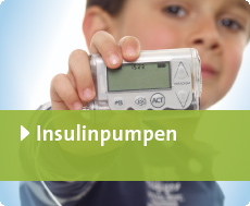 Insulinpumpen