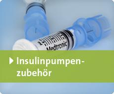 Insulinpumpenzubehör
